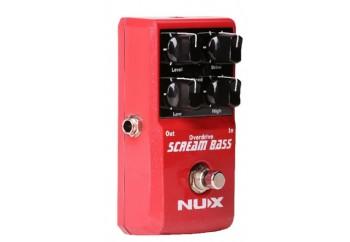 Nux Scream Bass