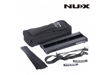 Nux STB-4 Guitar Pedal Board with Bag