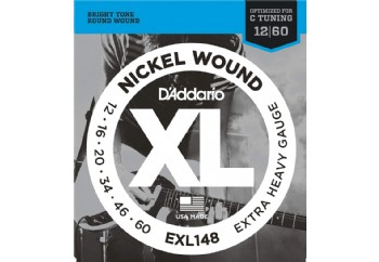 D'Addario EXL148 Nickel Wound Extra-Heavy