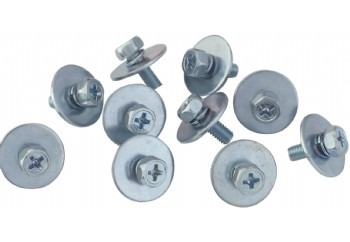 Gibraltar SC-ILS Lug Screws With Washer 10 Pack