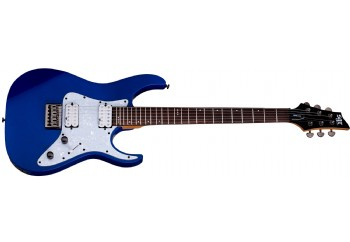 Banshee-6 SGR by Schecter Electric Blue (EB)