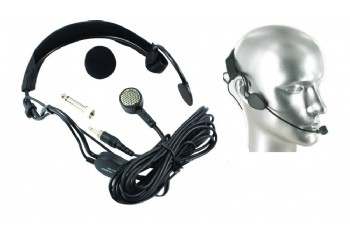 D-Sound Ds-300 Dh Dynamıc Headset Mic