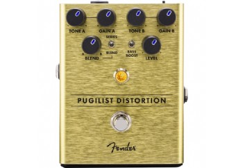 Fender Pugilist Distortion Pedal
