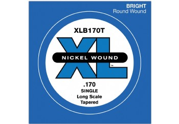 D'addario XLB170T XL Nickel Wound Electric Bass strings