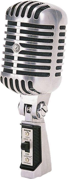 shure 55sh series ii vokal ve konu ma mikrofonu. Black Bedroom Furniture Sets. Home Design Ideas