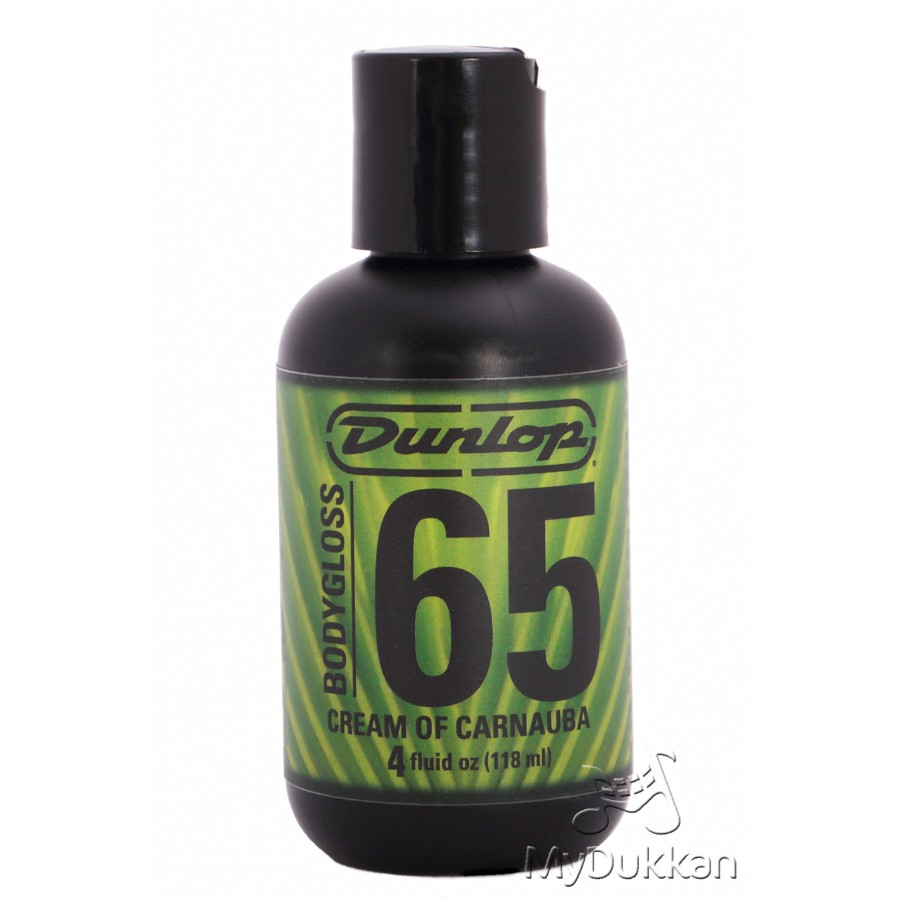 Jim Dunlop Bodygloss 65 Cream of Carnauba Wax