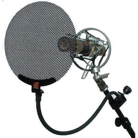 Standart pop filter sktrmal mws j0561 mikrofon filtresi se metal pop filter sciox Images