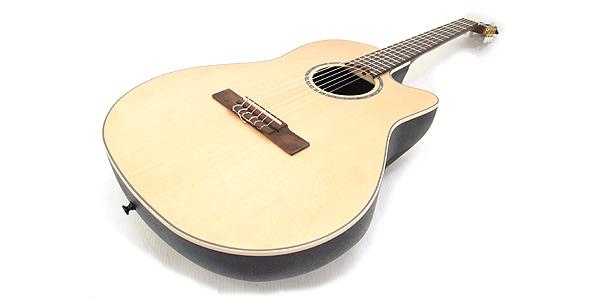 Used Ovation GC28 Celebrity Sunburst Acoustic Electric ...