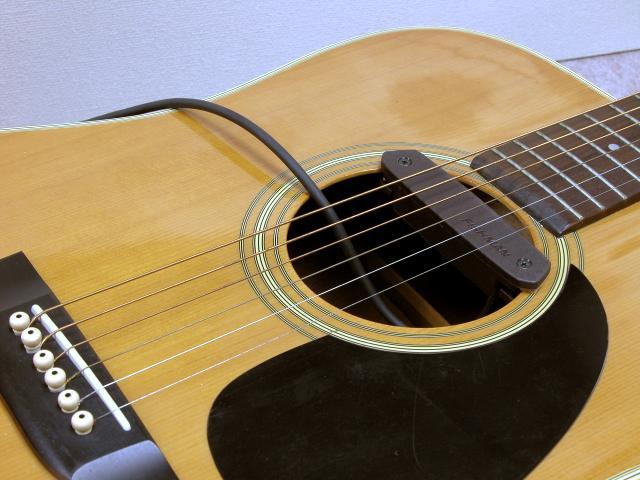 fishman neo d magnetic soundhole pickup akustik gitar manyeti i. Black Bedroom Furniture Sets. Home Design Ideas