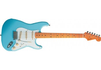 Fender Classic Series 50s Stratocaster Daphne Blue Maple