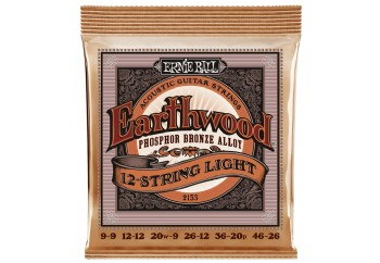 Ernie Ball 2153 Slinky Phosphor Bronze Light